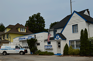 Allyn Services Headquarters in Freeport NY, The premier oil delivery service for Nassau County