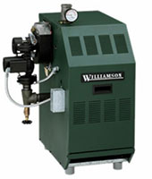 A Williamson Boiler recommended by Allyn Oil Services servicing North Bellmore boiler installation and repairs.